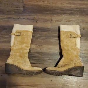 UGG Dress Boots